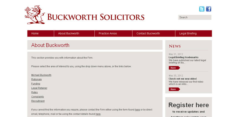 Buckworth Solicitors